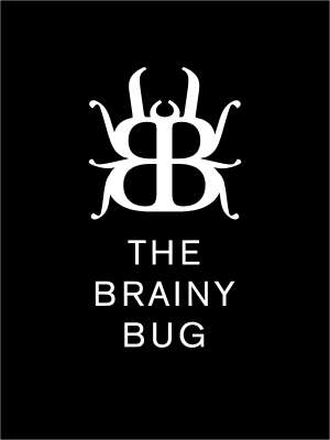 The_brainy_bug_svart