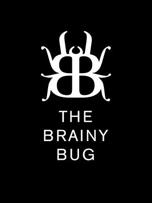 The_brainy_bug_svart